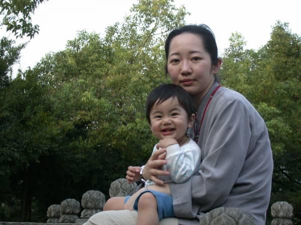 媽媽和明賢